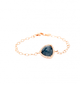 PULSERA DAWN DUMORTIERITA