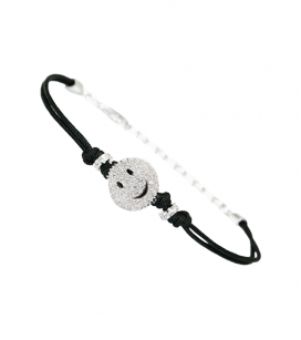 PULSERA IVORY HAPPY WHITE
