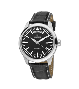 PILOT AUTOMATIC DAY DATE BLACK