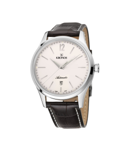 ELEGANCE  AUTOMATIC SILVER