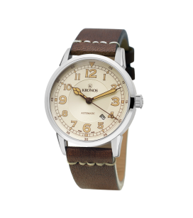 VINTAGE AUTOMATIC BROWN
