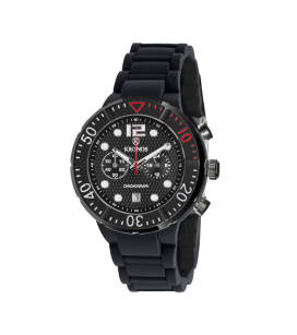 COLORS CHRONOGRAPH ALL BLACK