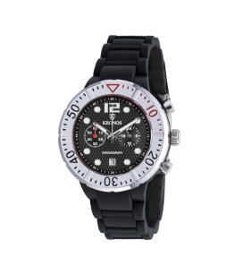 COLORS CHRONOGRAPH BLACK