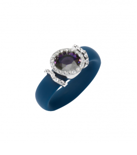 ANILLO COLORS LILA