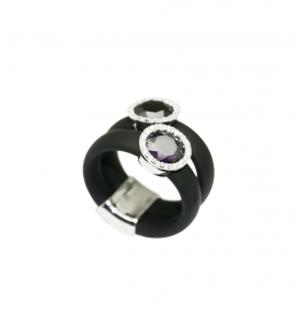 ANILLO COLORS BLACK