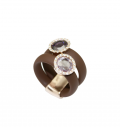 ANILLO COLORS CHOCOLATE