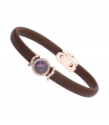 PULSERA COLORS CHOCOLATE