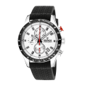 SPORT Q CHRONOGRAPH SILVER&RED