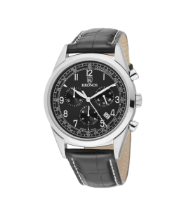 FIRST CLASS CHRONOGRAPH BLACK