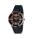 COLORS 44MM BLACK&ORANGE