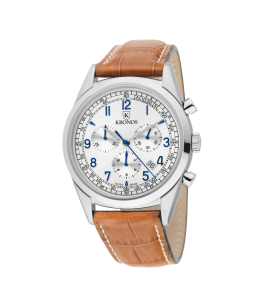 FIRST CLASS CHRONOGRAPH SILVER