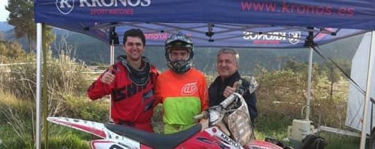 Team KRONOS + MOTO en las 6 horas de resistencia de Can Taulé