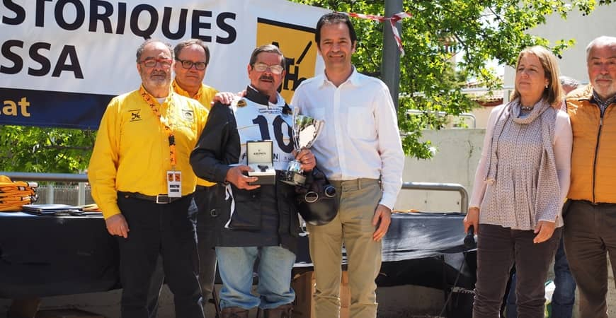 KRONOS con la 39º edición del Rally de Motos Históricas de Terrasa