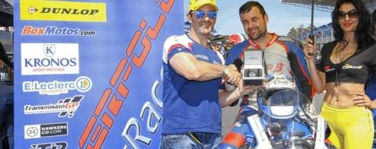Comienzo de la Copa S1000RR 2015 en Portugal