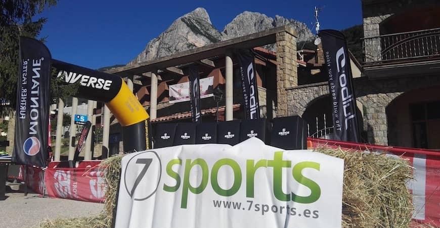 KRONOS con la X Trail Marathon Cup de 7 Sports