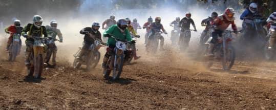 Éxito del VII Motocross Clásico de Montgai, esponsorizado por Kronos