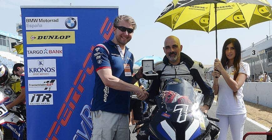 La Copa S1000RR EasyRace avanza en el Circuito de Jerez