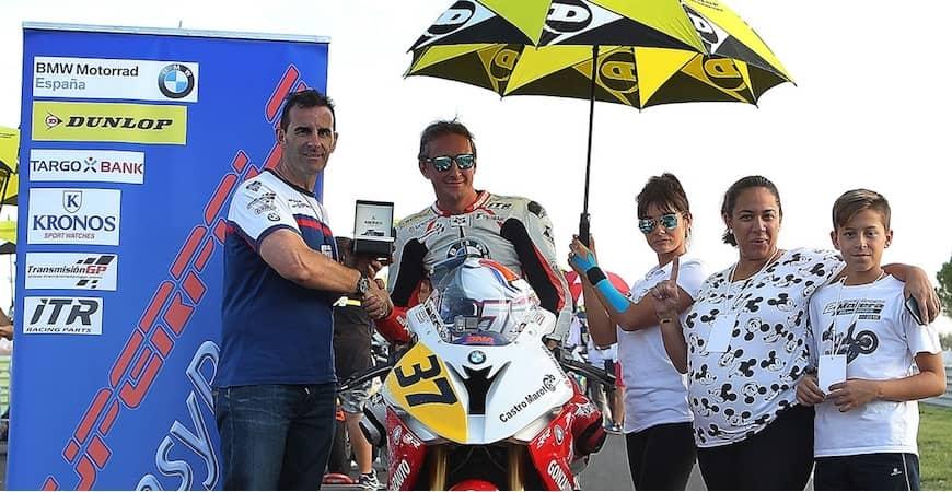 Estuvimos en la Copa S1000RR EasyRace en Albacete