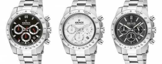 Kronos presenta su nuevo Sport Q Chronograph