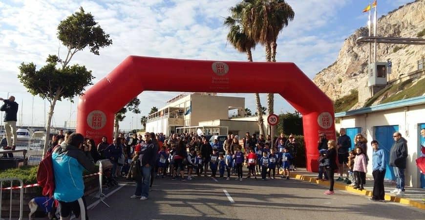 Colaboramos con la Cursa del Garraf y la Marató de TV3