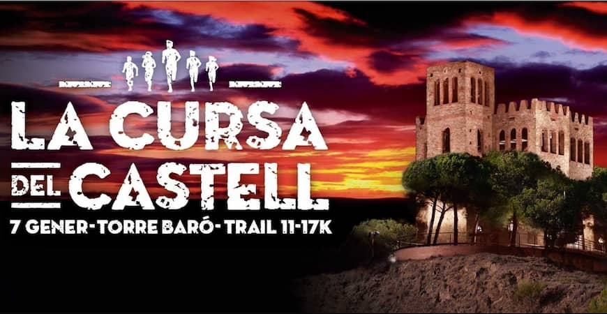 La Cursa del Castell, la primera del año patrocinada por Kronos