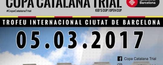 Un año más, arranca la Copa Catalana de Trial con el patrocinio de KRONOS