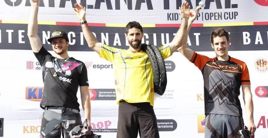 Nueva edición de la Copa Catalana de Trial