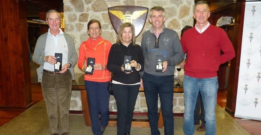 XII Torneo Relojes Kronos en el Real Aero Club de Vigo