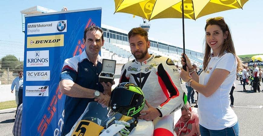 Arranca la Copa S1000RR EasyRace en Jerez