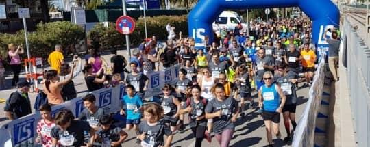 Relojes Kronos en la 5ª Cursa Popular El Masnou