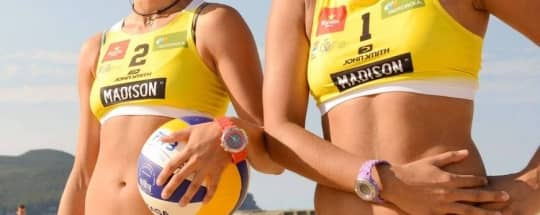 El Madison Beach Volley Tour llega a su fin