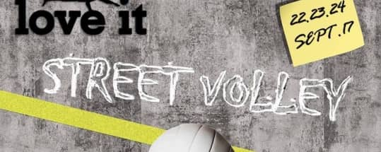 Colaboramos con Love It Street Volley