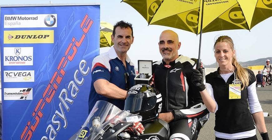 La Copa S1000RR EasyRace cierra la temporada
