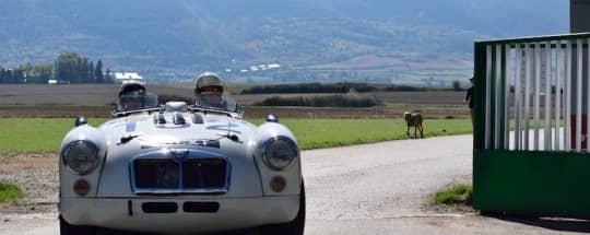 Patrocinamos el 27º Rally La Garriga - Puigcerdà