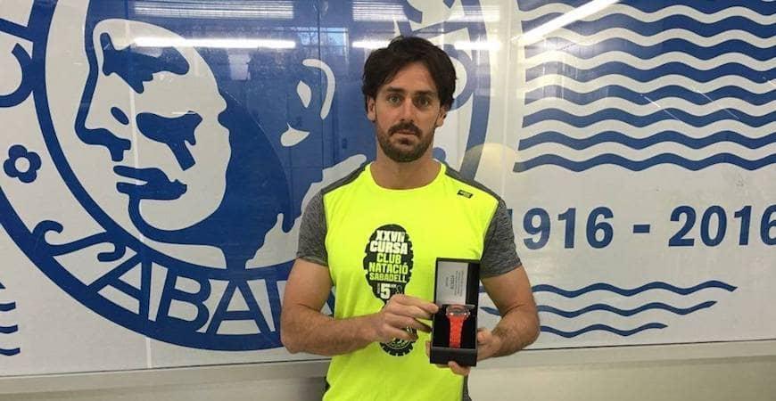 Colaboramos con la Cursa del Club Natació Sabadell