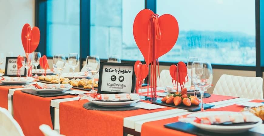 Participamos en el #CaféClandestino de El Corte Inglés