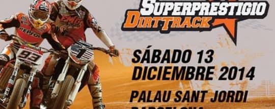 KRONOS colabora con Superprestigio Dirt Track