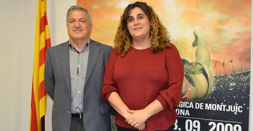 KRONOS será el reloj oficial del Campionat de Catalunya de Vòlei Platja Vichy Catalan Volei Tour 2018