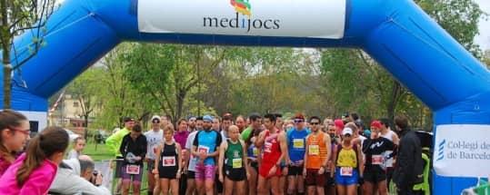 KRONOS colabora con la Cursa Atlètica Medijocs