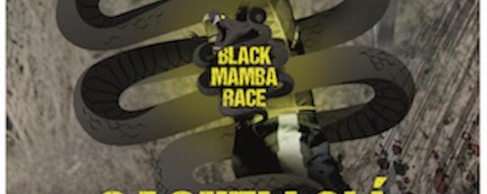 Sergi Mota organizador de la Black Mamba Race