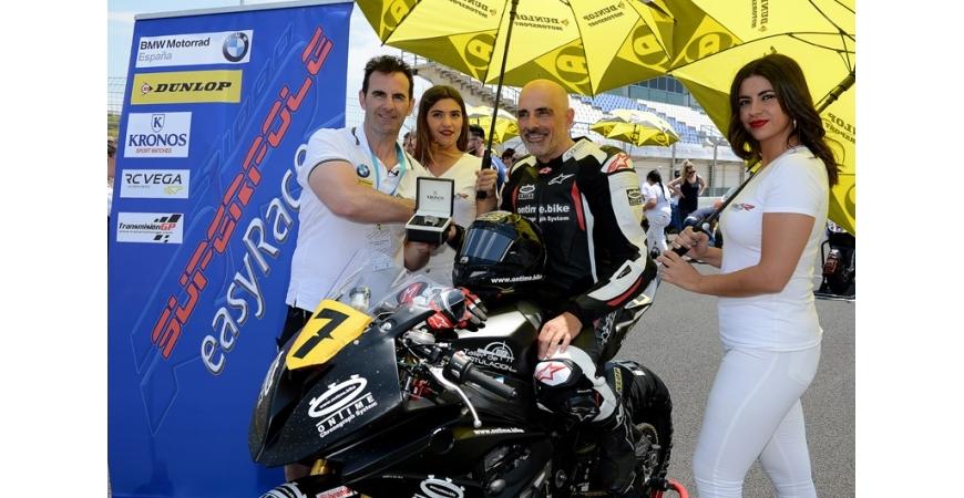 Emoción en la BMW RR Cup Copa S1000RR EasyRace