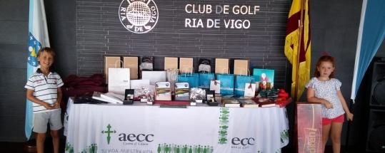 Final del Circuito Benéfico de la Asociación Española Contra el Cáncer