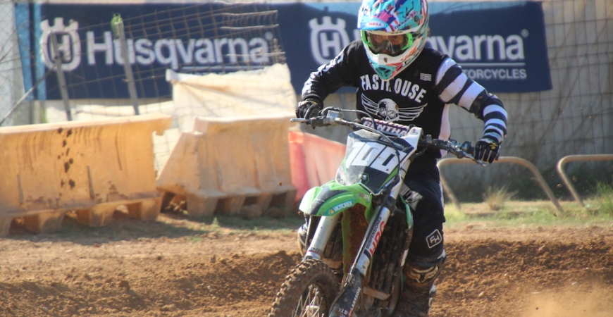 4ª prueba de la Liga Catalana Interprovincial de Motocross