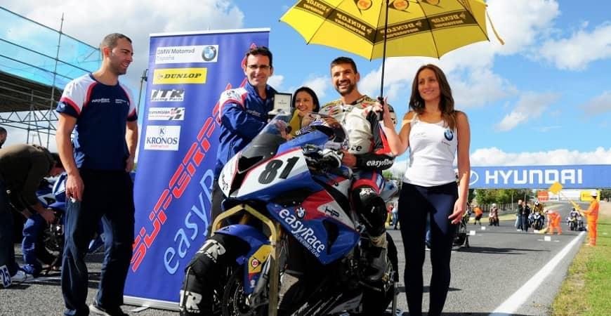 KRONOS sigue acompañando a los participantes de la Copa Easyrace S1000RR
