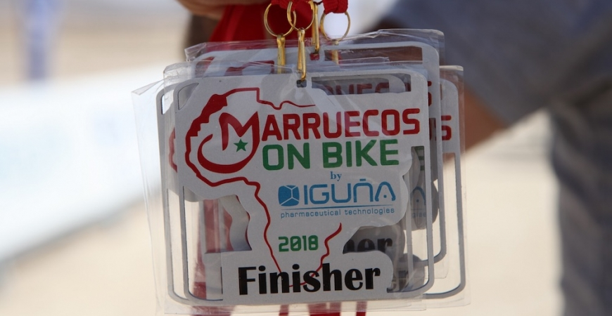 ¡La Marruecos on Bike by Iguña 2018 ha llegado a su fin!