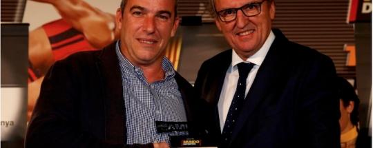 Badalona Dracs ha recibido el Trofeo Campions 2018