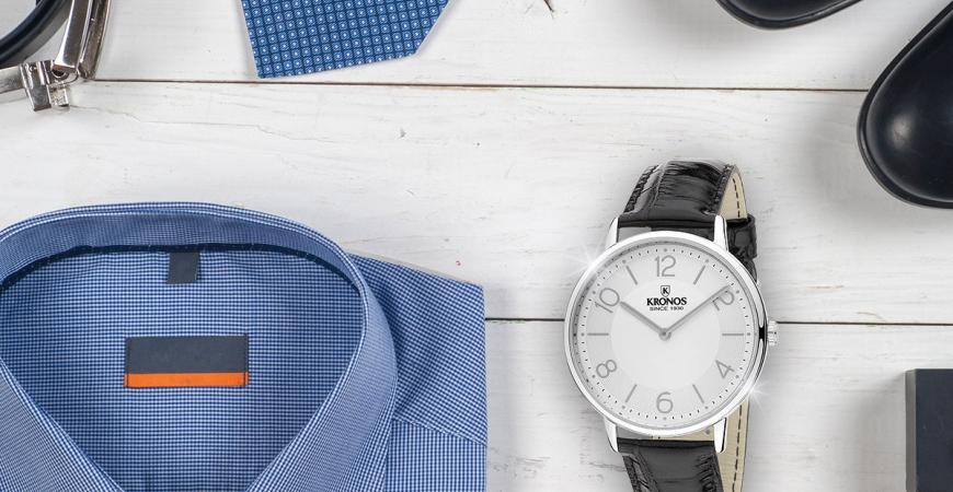 Novedades en Kronos, nuevo reloj Elegance Silver