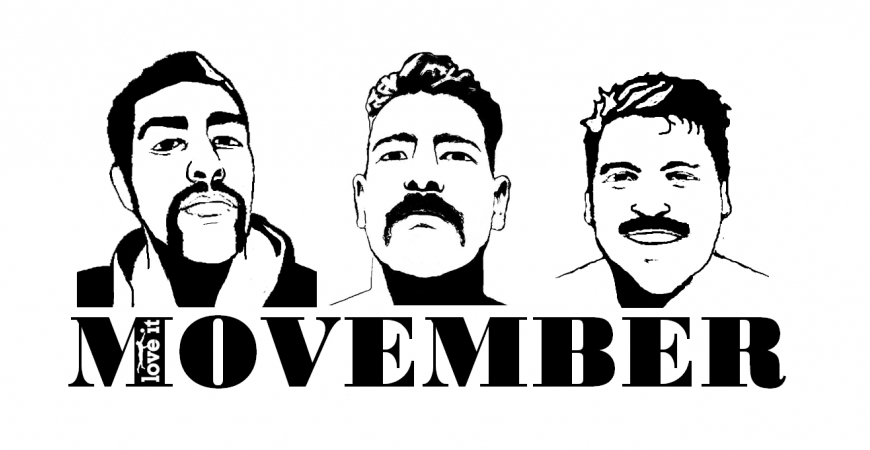 ¡Love it apoya el Movember!