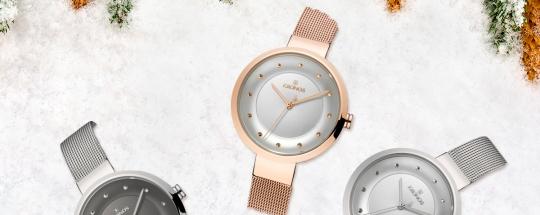 Personalidad y estilo con el reloj Kronos Ladi