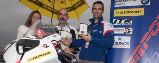 Quinta prueba de la Copa S1000RR easyRace en el circuito de Cheste